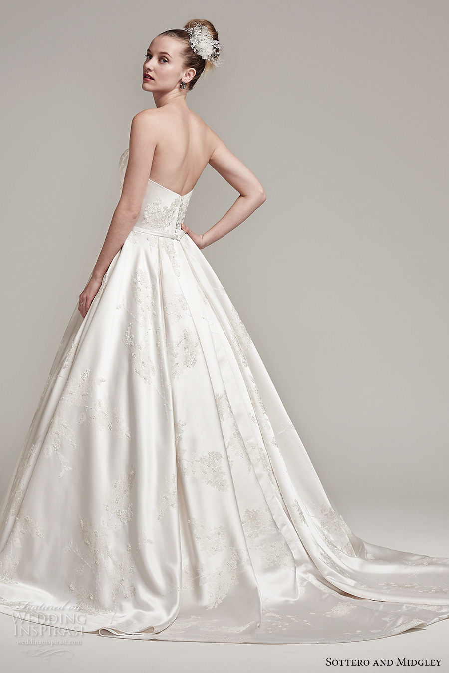 Sottero And Midgley Fall 2016 Wedding Dresses Am 233 Lie