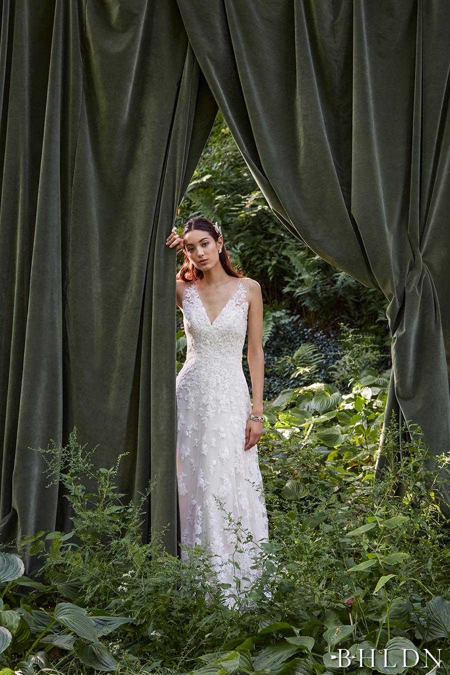 Fantasia Wedding Dresses 70 Marvelous bhldn fall bridal sleeveless