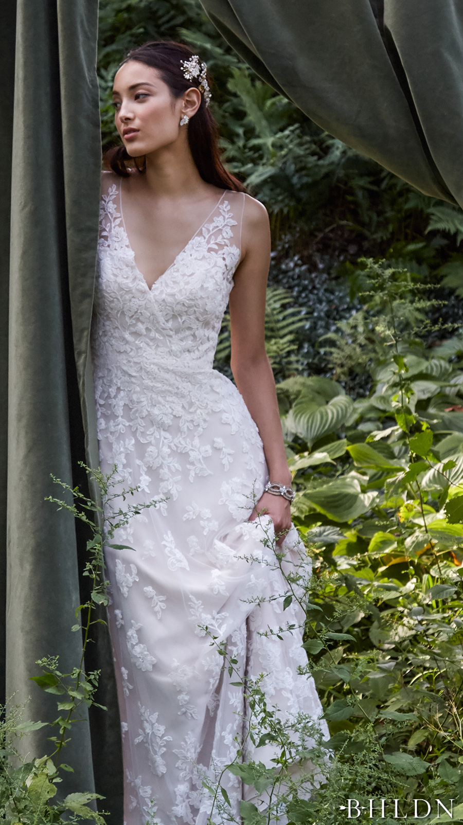 Behind the Curtain: BHLDN\'s Chic Fall Bridal Collection | Wedding ...