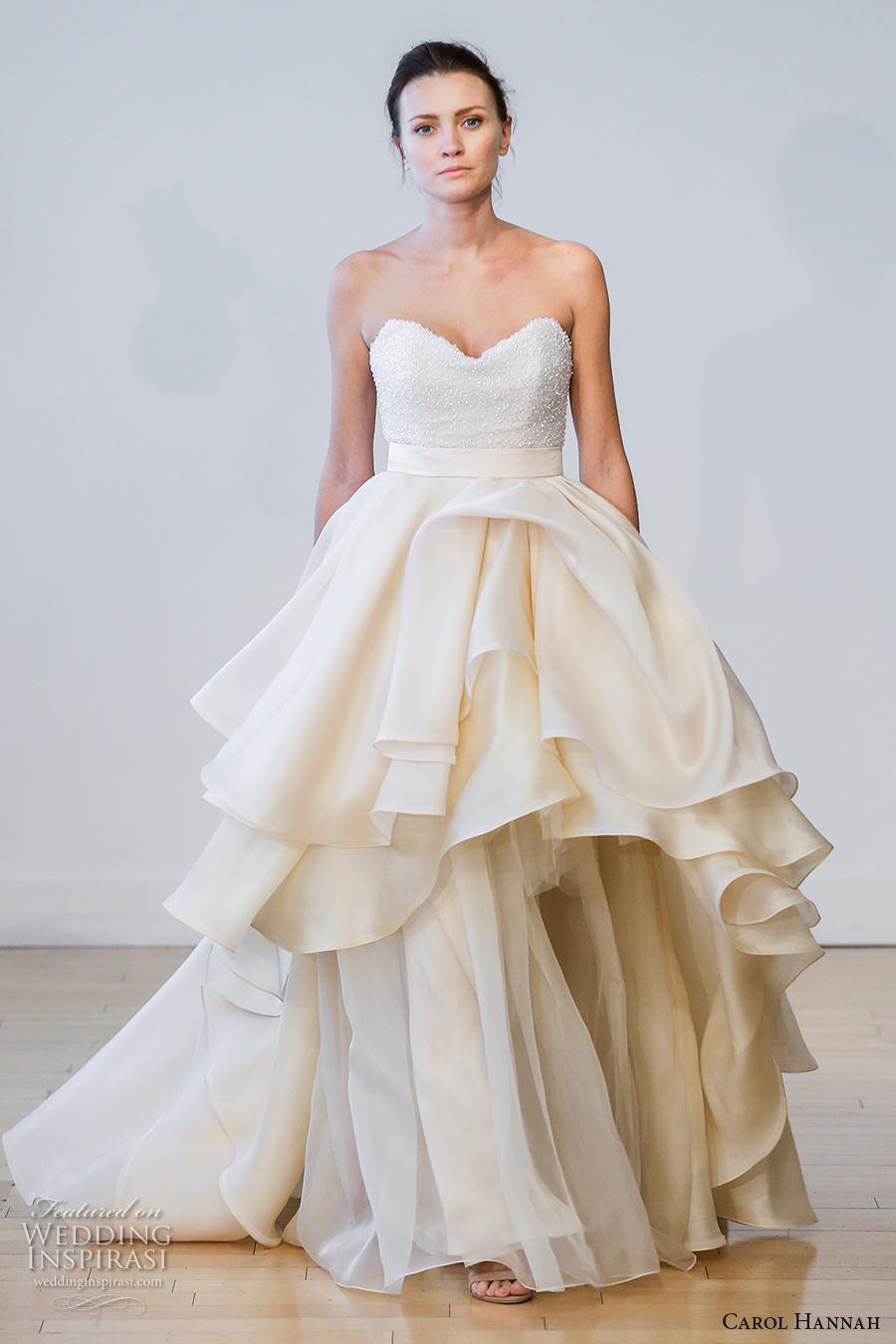 Carol Hannah 2017 Wedding Dresses Botanica Bridal