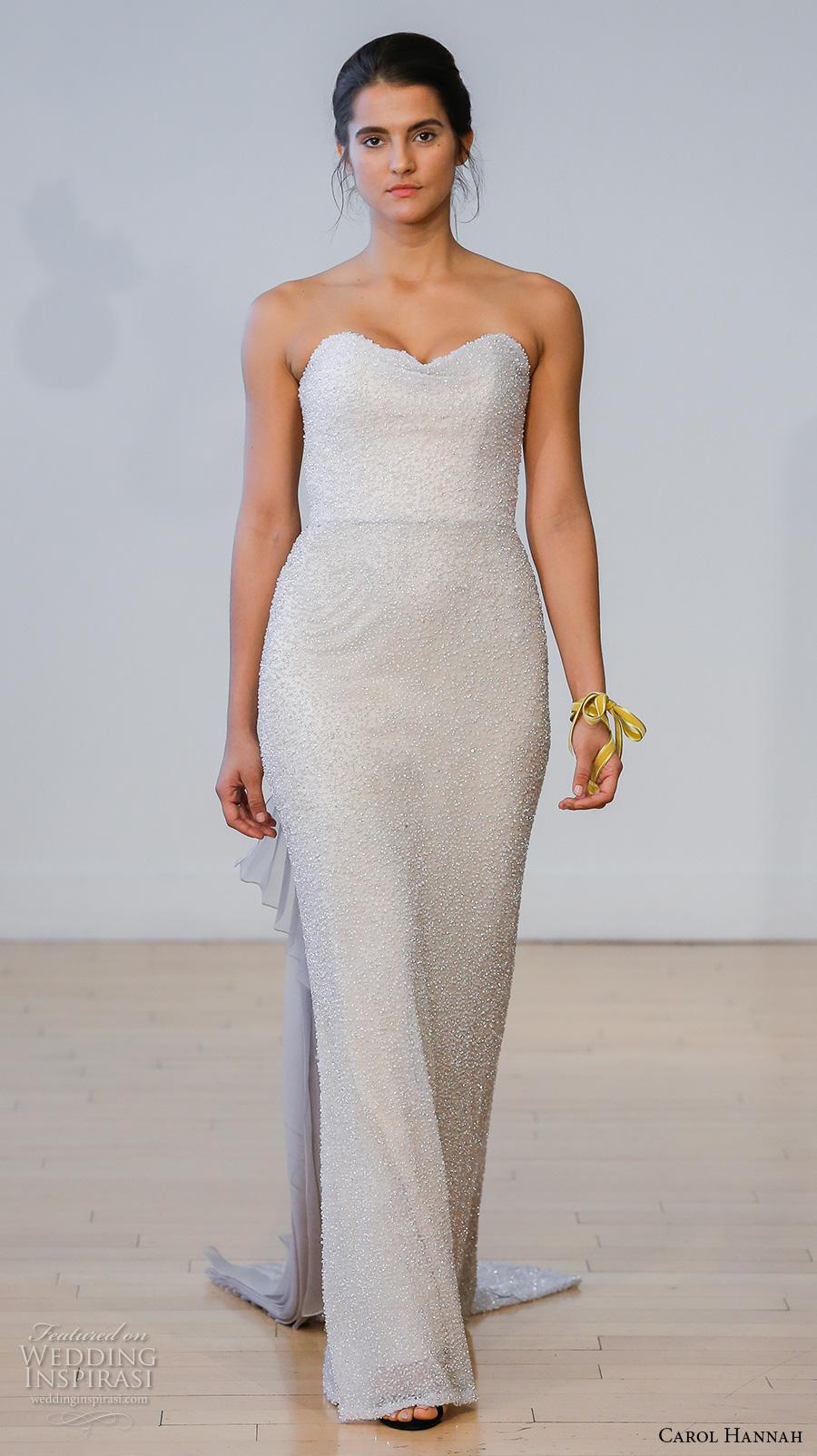 Carol Hannah 2017 Wedding Dresses - crazyforus