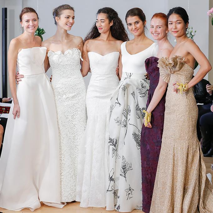 Carol Hannah 2017 Wedding Dresses