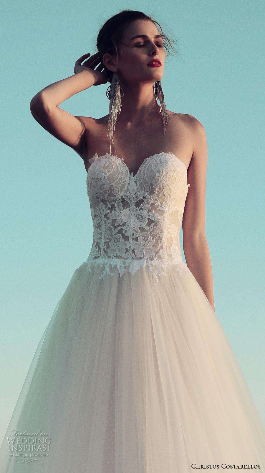 Christos Costarellos 2017 Wedding Dresses | Wedding Inspirasi