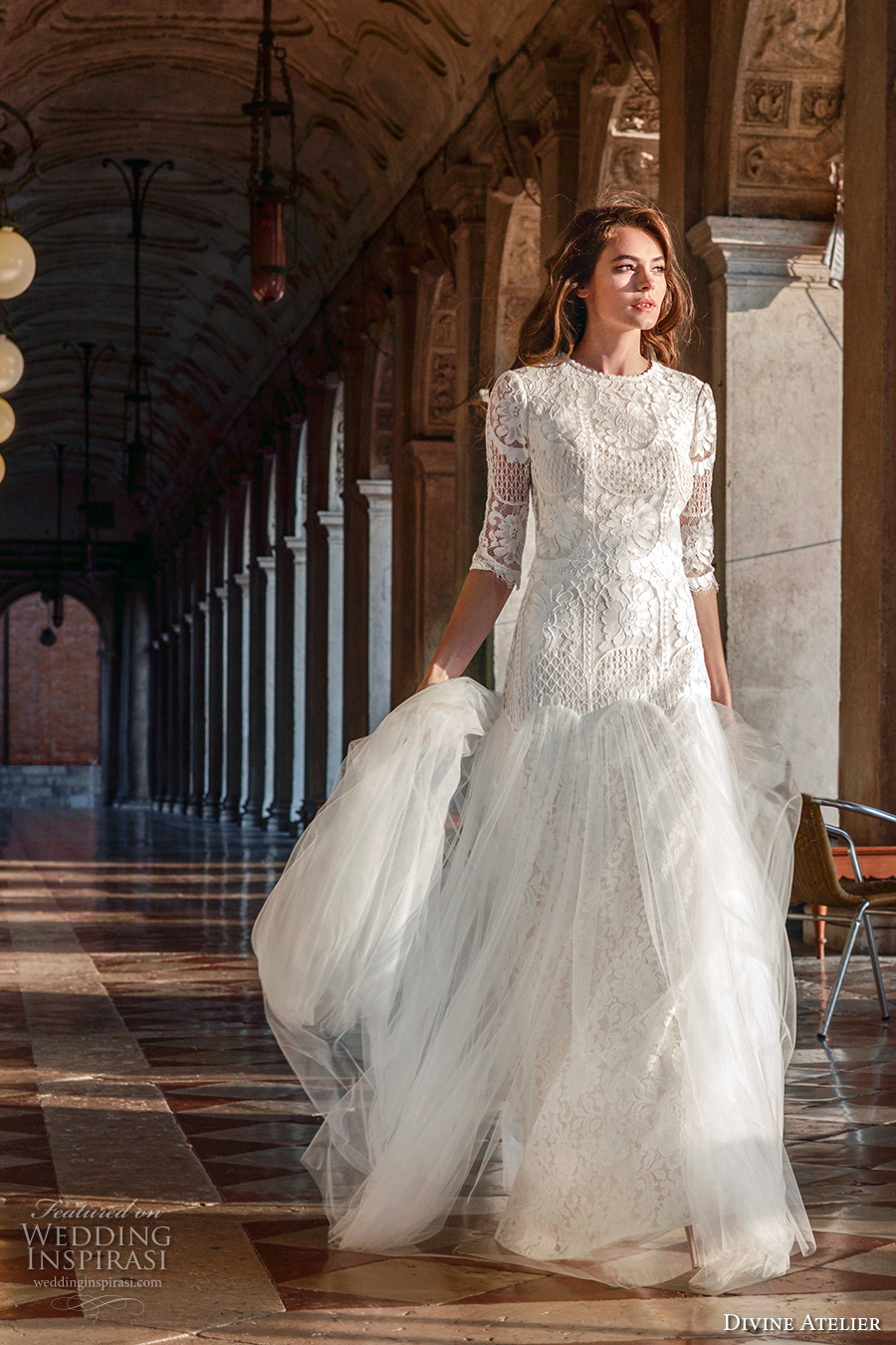 Plus Size Wedding Dresses Dallas Tx 2 Fabulous divine atelier bridal half