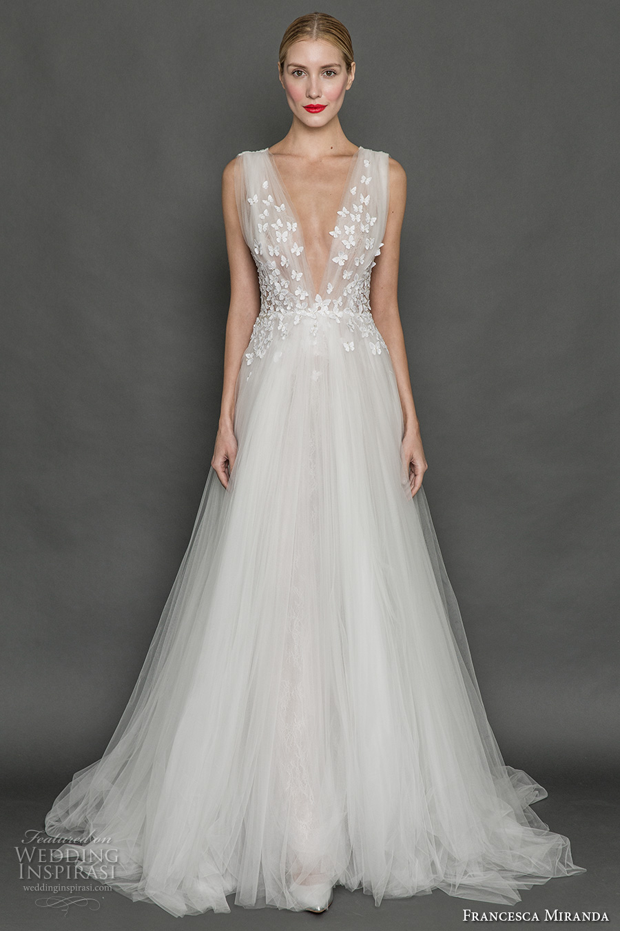 Francesca miranda fall wedding dresses