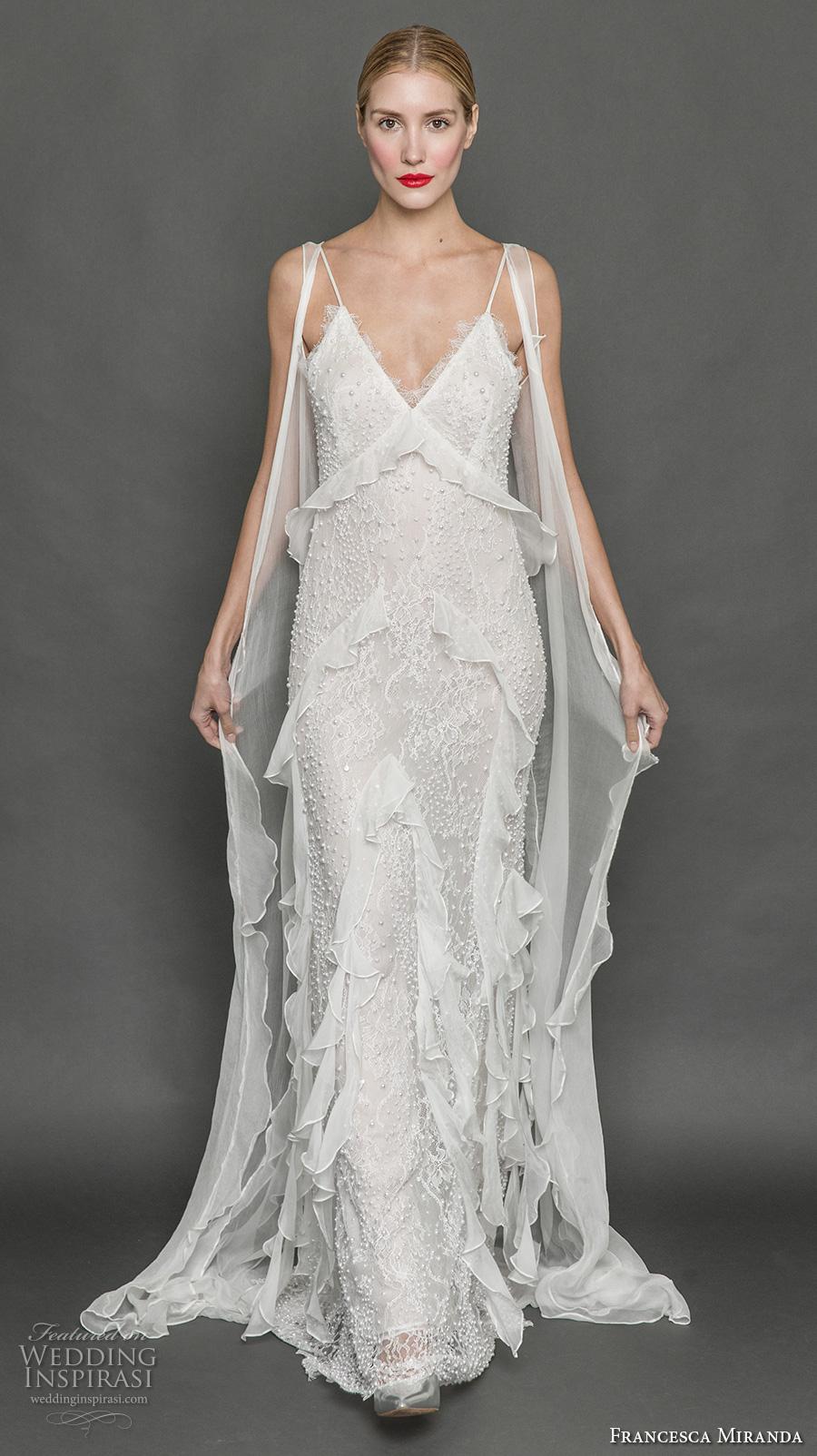 Fast Wedding Dresses 12 Best francesca miranda fall bridal