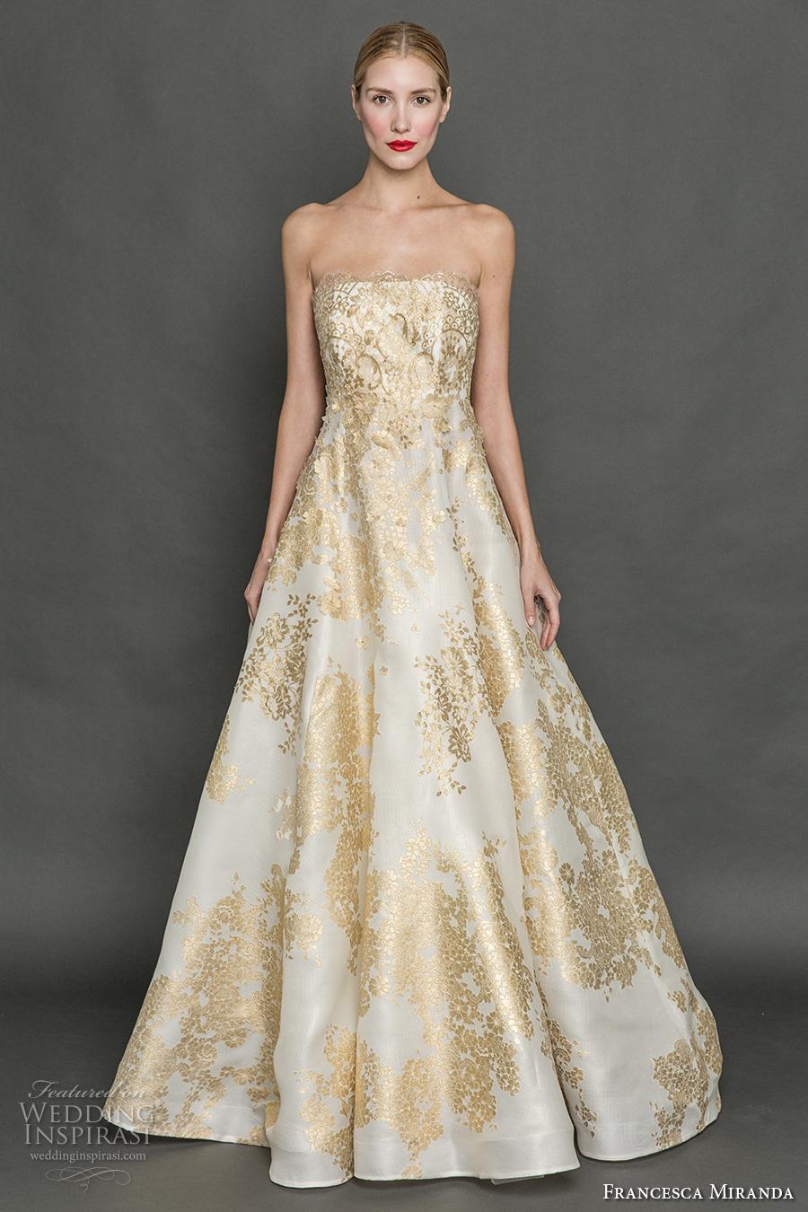 Georgette Wedding Dress 89 Epic francesca miranda fall bridal