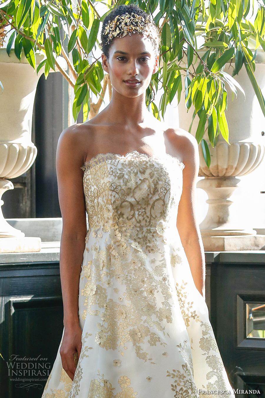 Price Of A Wedding Dress 98 Best francesca miranda fall bridal
