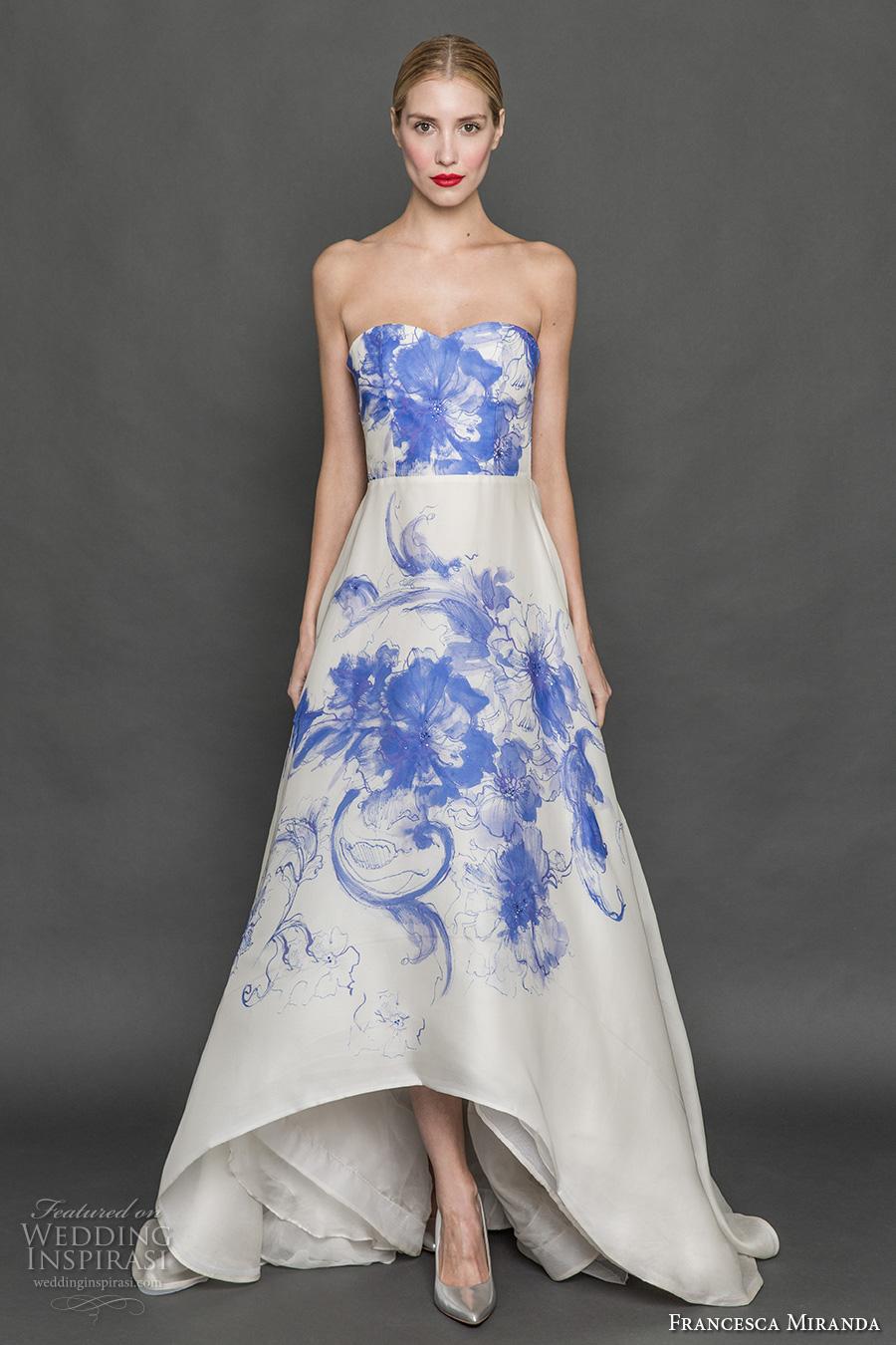Francesca Miranda Fall 2017 Wedding Dresses - BridalPulse