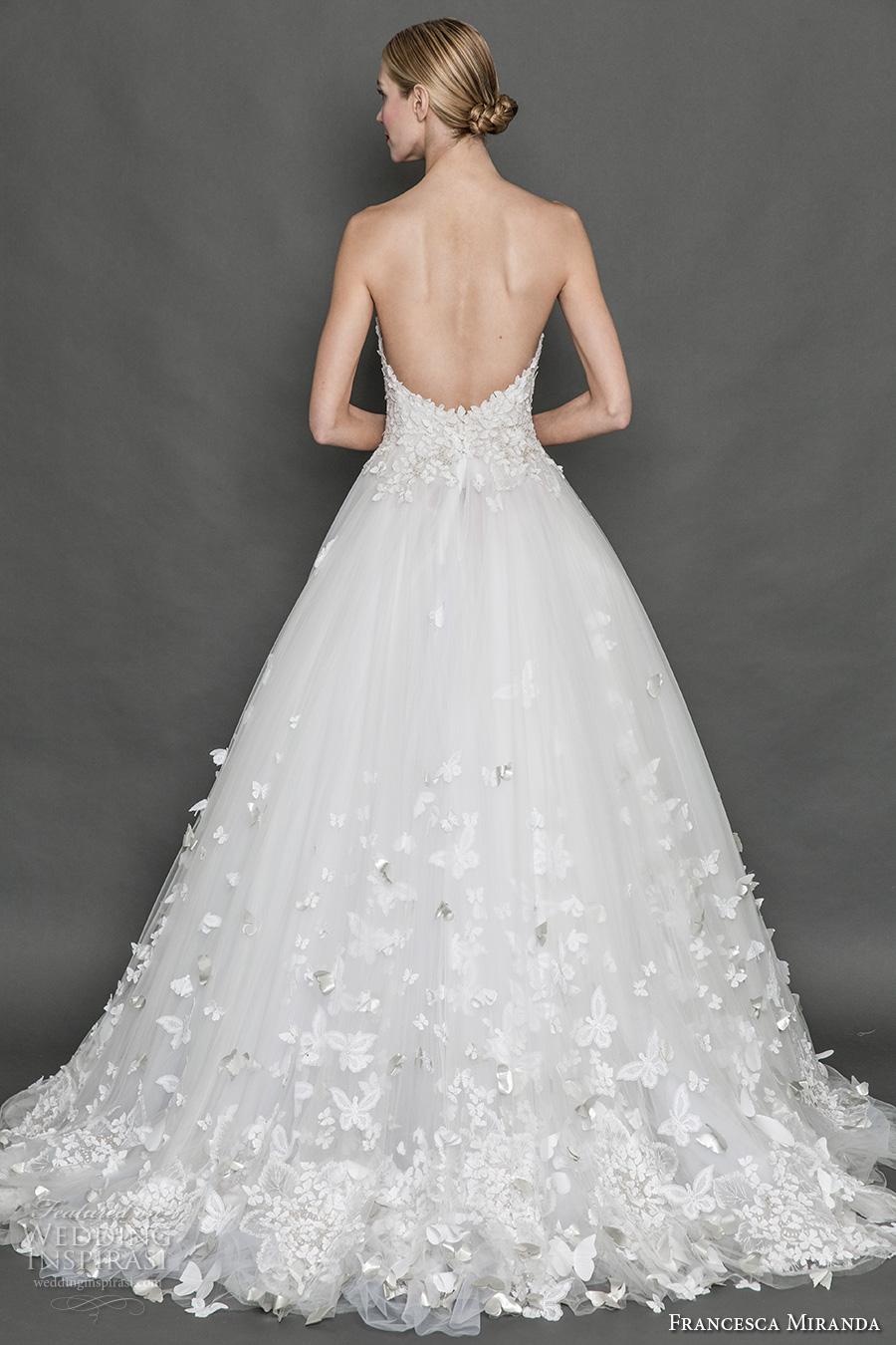 Alyce Wedding Dresses 19 Elegant francesca miranda fall bridal