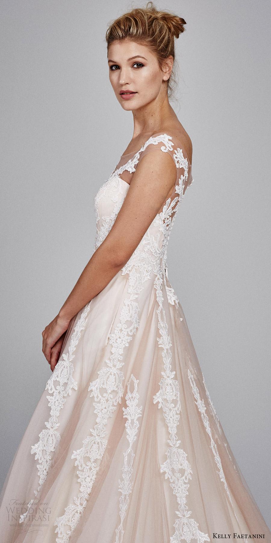 Blush Wedding Dresses 71 Inspirational kelly faetanini bridal fall
