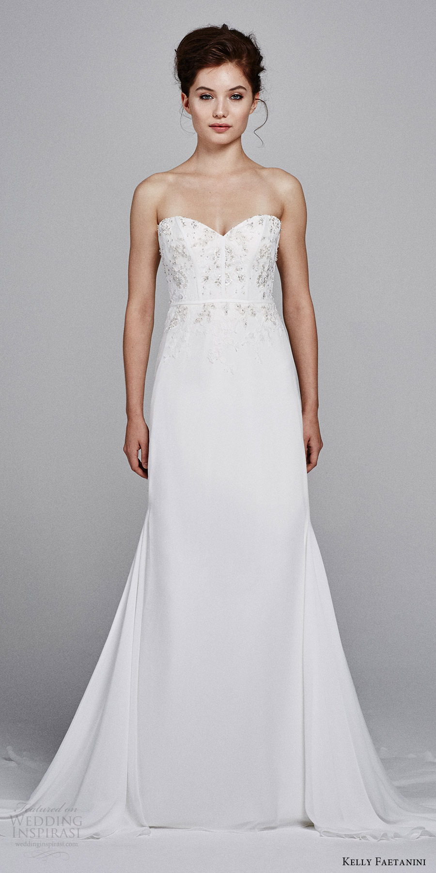 Blush Wedding Dresses 59 Fresh kelly faetanini bridal fall