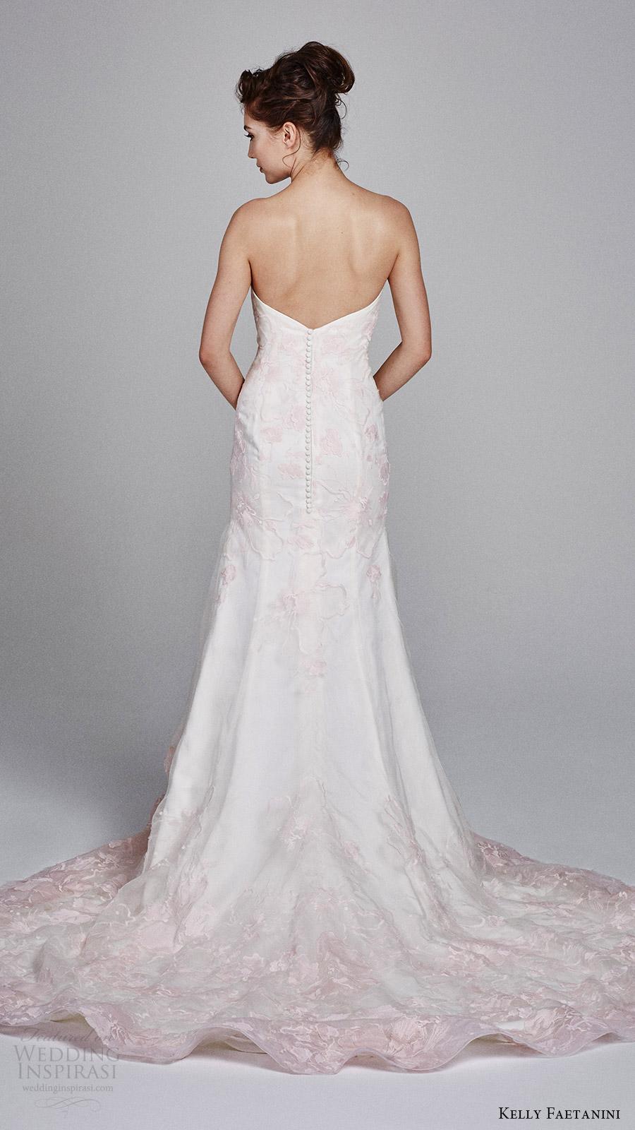 Sweetheart Trumpet Wedding Dresses 91 Lovely kelly faetanini bridal fall