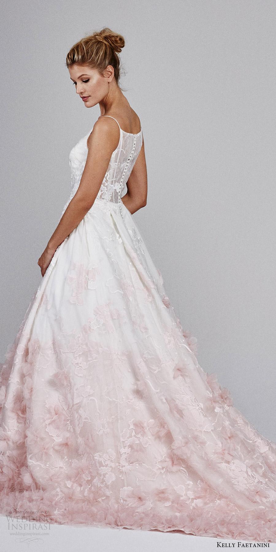 Blush Wedding Dresses 38 Stunning kelly faetanini fall sleeveless