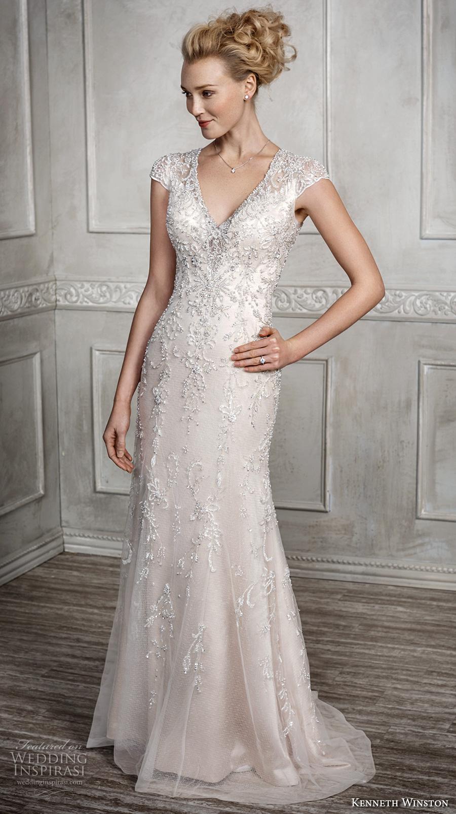 Kenneth winston fall 2016 wedding dresses wedding inspirasi for Kenneth winston wedding dress