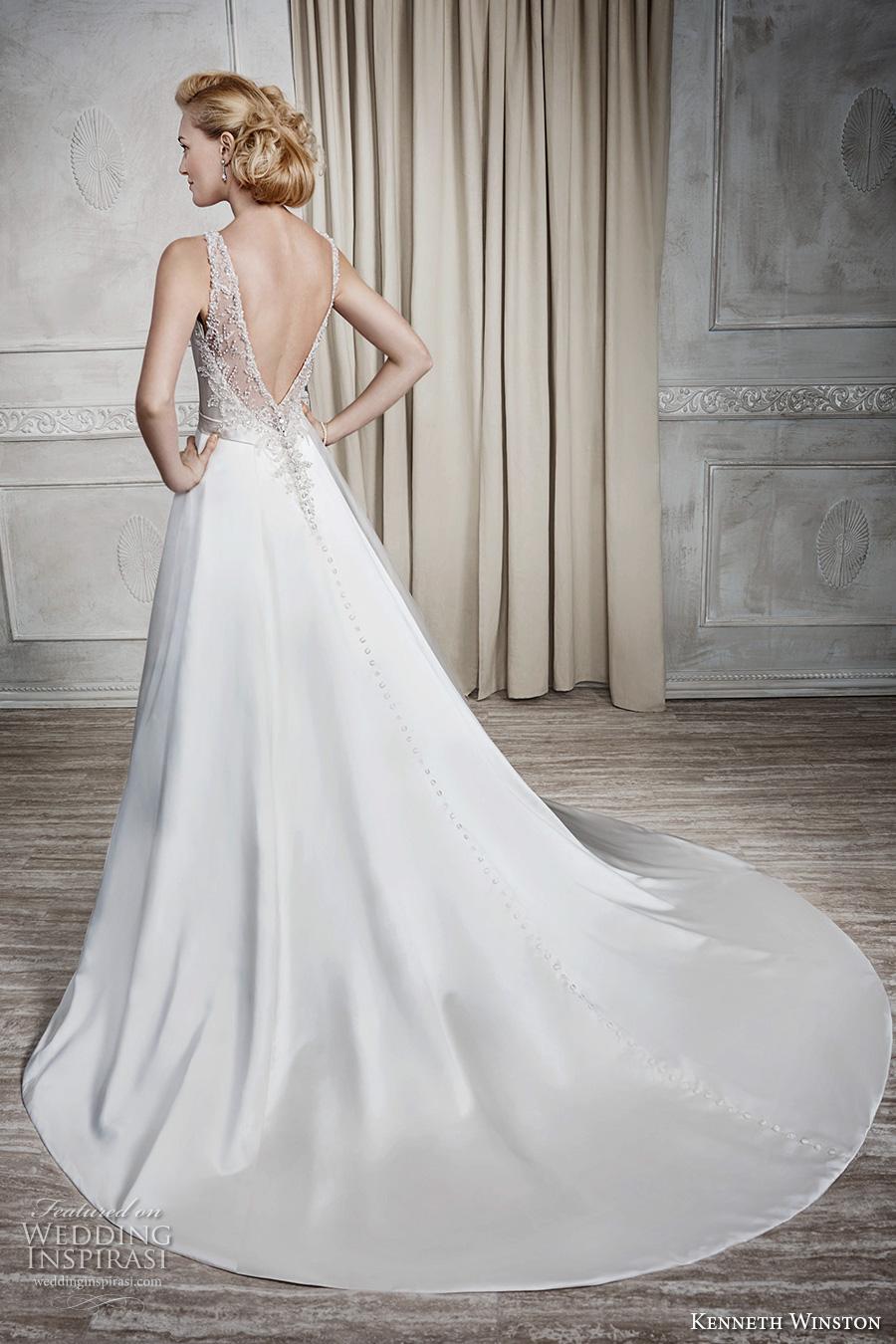 Kenneth Winston Fall 2016 Wedding Dresses Wedding Inspirasi