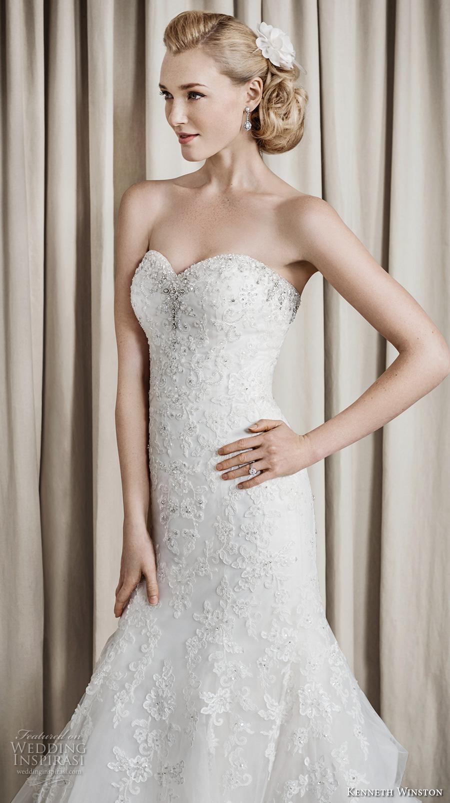 Kenneth Winston Fall 20 Wedding Dresses   Wedding Inspirasi