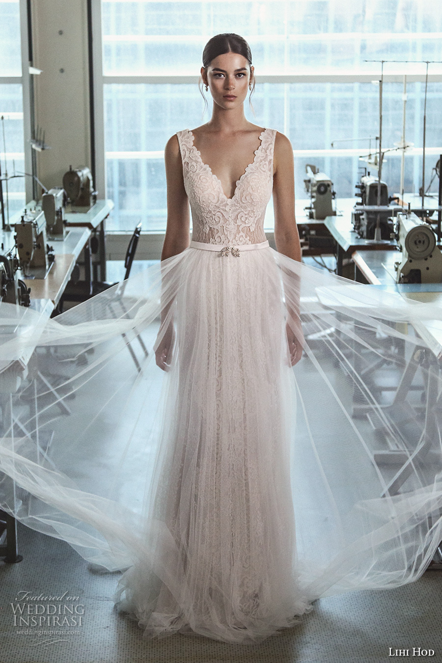 "Lihi Hod 2017 Wedding Dresses — ""Maison des Rêves"" Bridal Collection ..."
