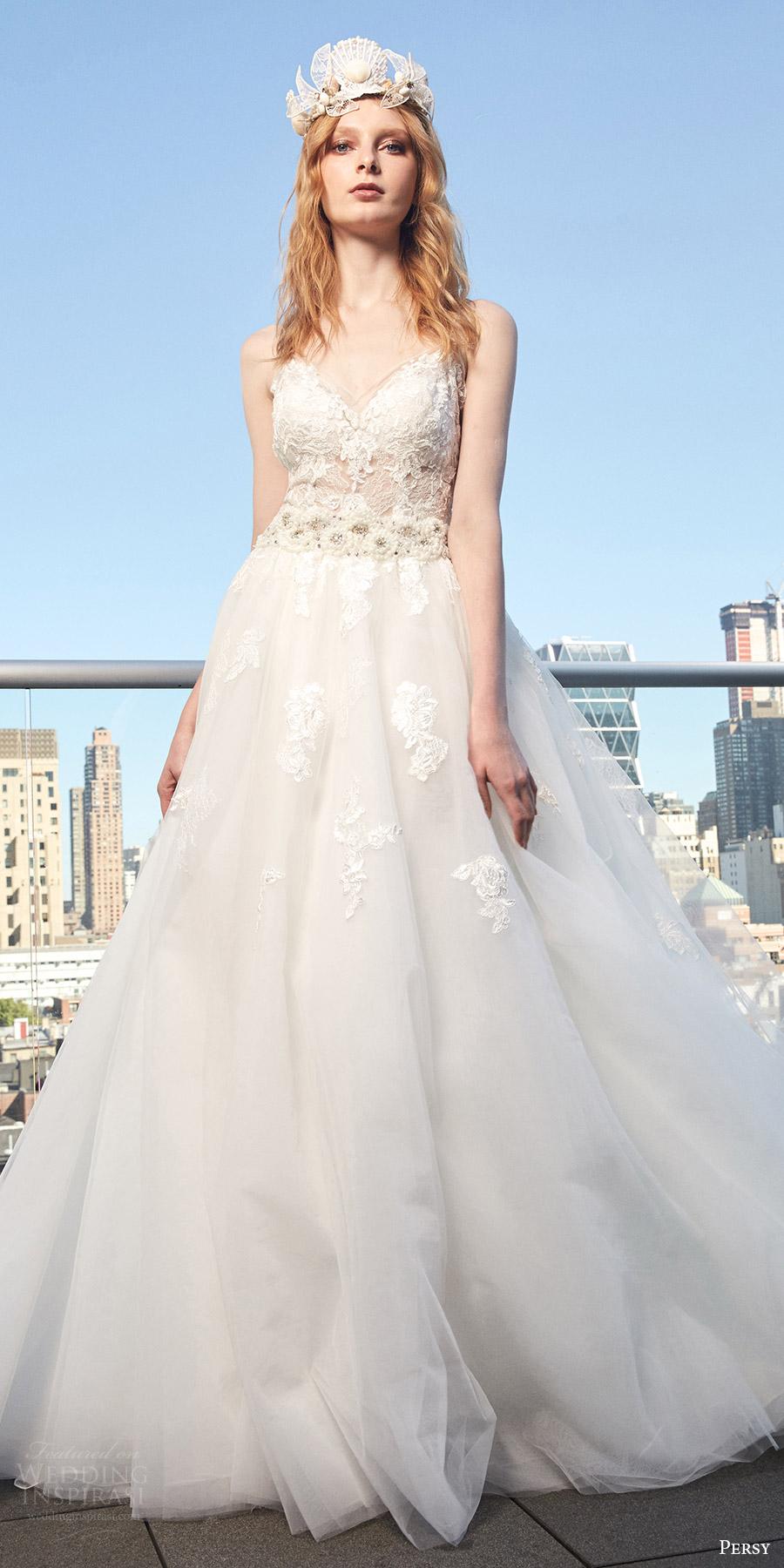 "8f1feb65c86 Persy 2017 Wedding Dresses — ""Le Trésor"" Bridal Collection"