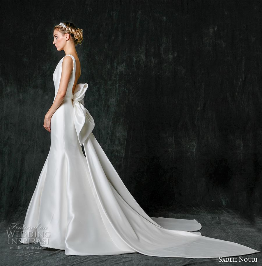 Sareh Nouri Fall 2017 Wedding Dresses | Wedding Inspirasi