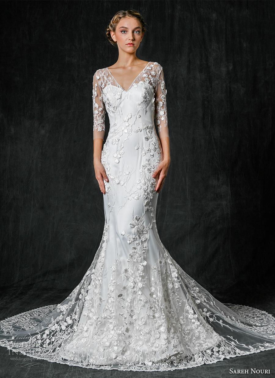 Wedding dresses for winter 2017
