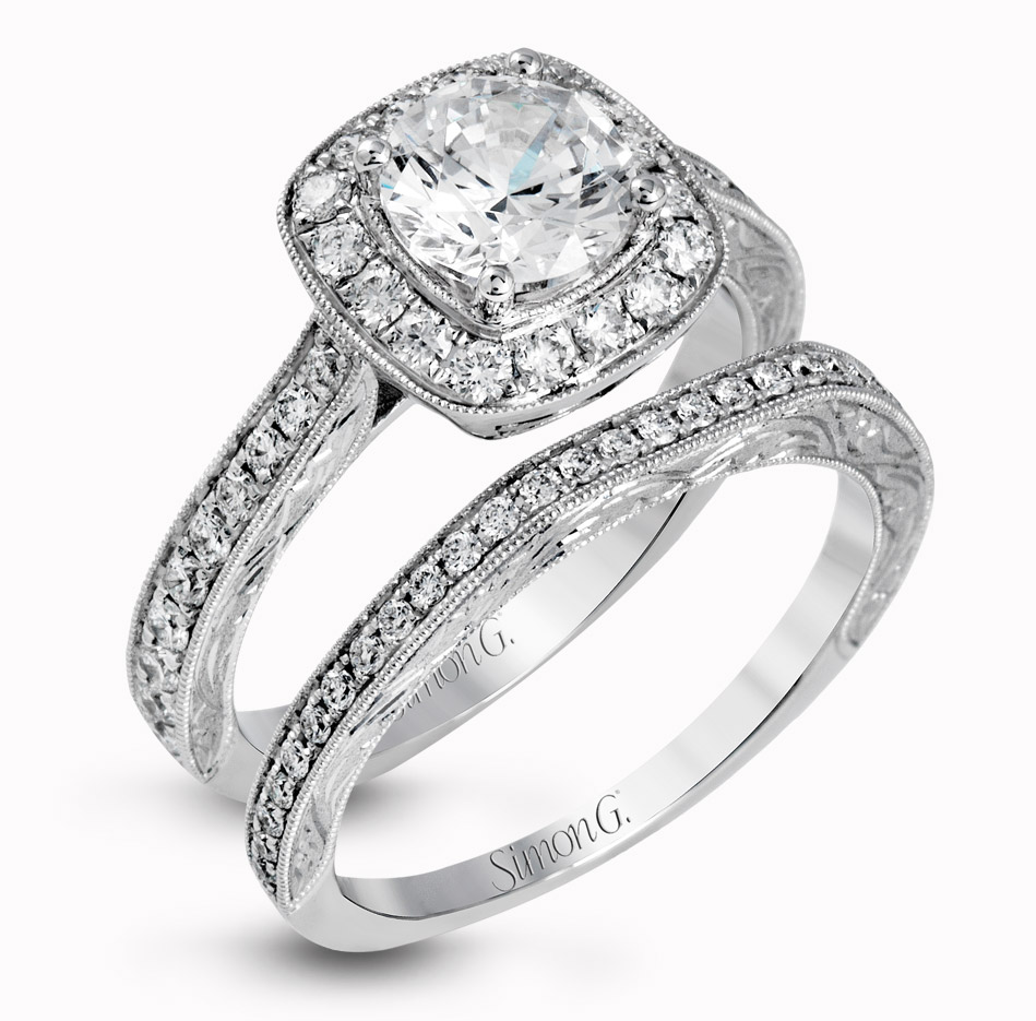 rings different bands wear band ring size and solitaire of large how styles engagement eternity wedding to diamond