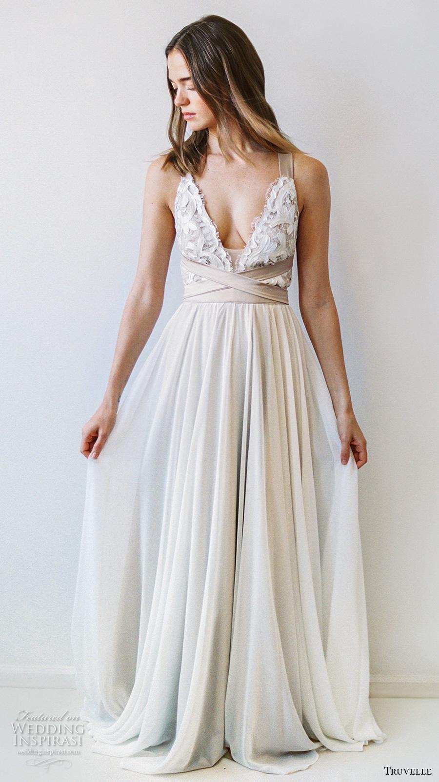 Truvelle 2017 Wedding Dresses Wedding Inspirasi