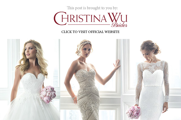 Christina Wu Wedding Dress