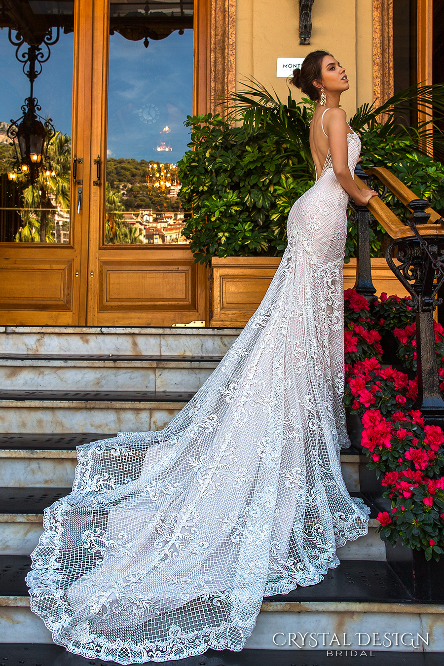 Crystal Design 2017 Wedding Dresses Bridalpulse