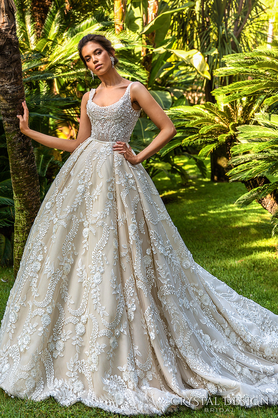 Princess Ballroom Wedding Gowns