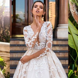 crystal design 2017 haute couture bridal collection monaco gown selection homepage