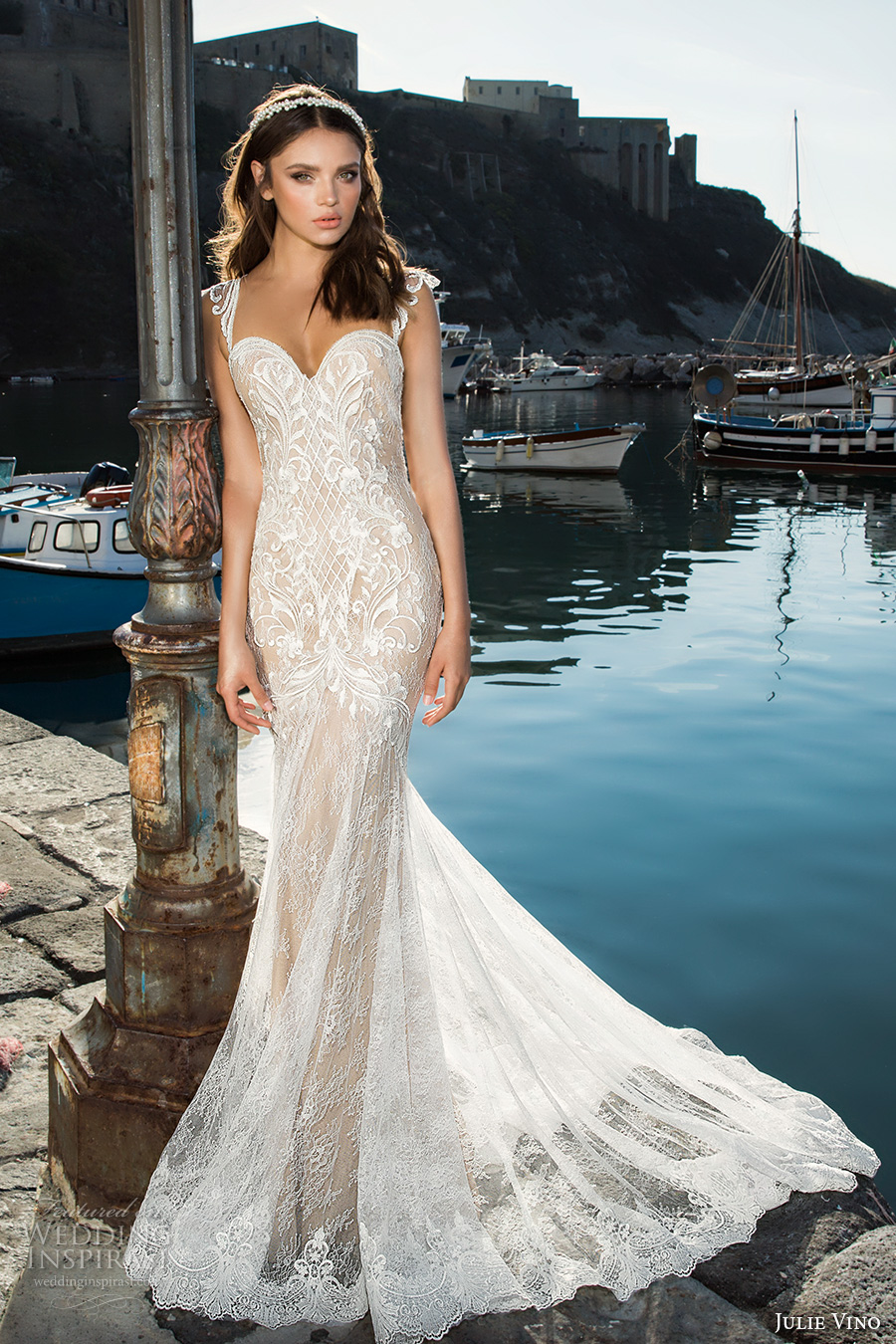 "Julie Vino Fall 2017 Wedding Dresses — ""Napoli"" Bridal Collection ..."