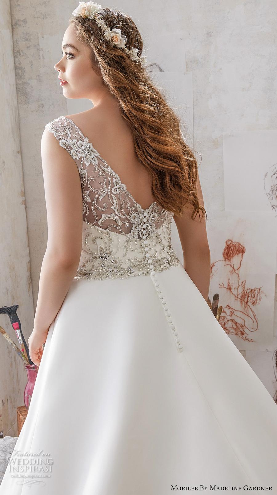 Simple Plus Size Wedding Dress 68 Nice morilee julietta spring bridal