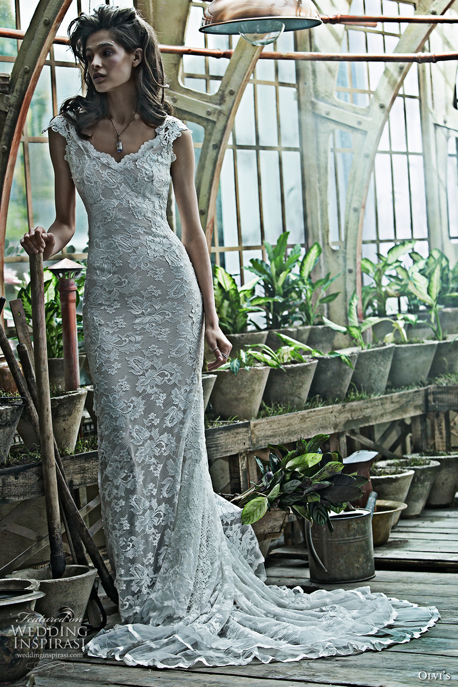Low Cost Wedding Dresses Nyc : Olga yermoloff couture wedding dresses
