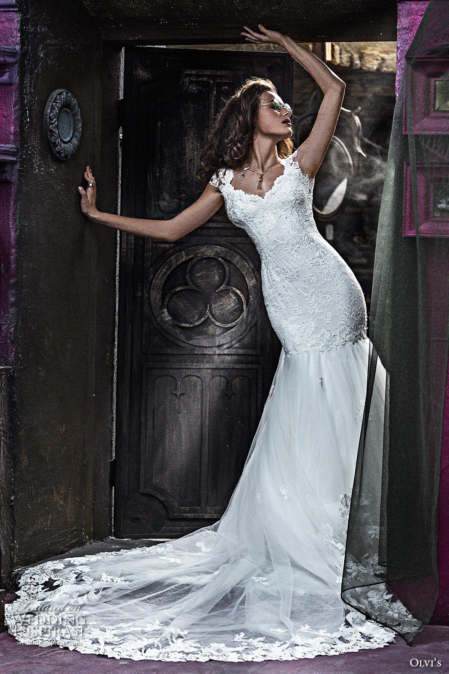 Olga Yermoloff 2017 Couture Wedding Dresses | Wedding Inspirasi