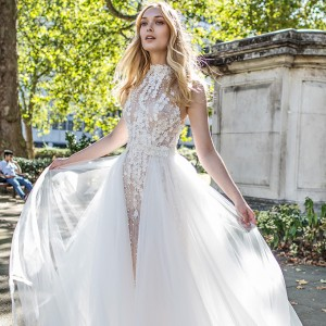 riki dalal fall 2017 bridal wedding inspirasi featured collection dresses gowns