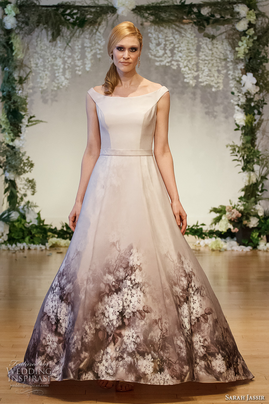 sarah jassir 2017 wedding dresses the secret garden
