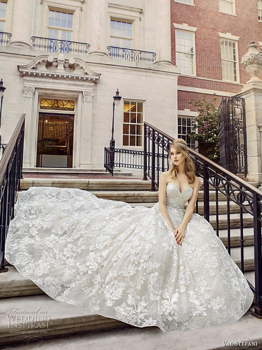 Val Stefani Spring 2017 Wedding Dresses Wedding Inspirasi