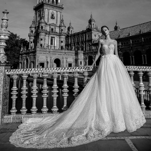 alon livne 2017 bridal wedding inspirasi featured collection dresses gowns
