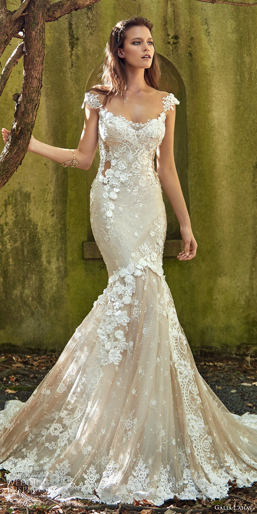 Beautiful bridal dreams are made of these galia lahav for Elegant wedding dresses 2017