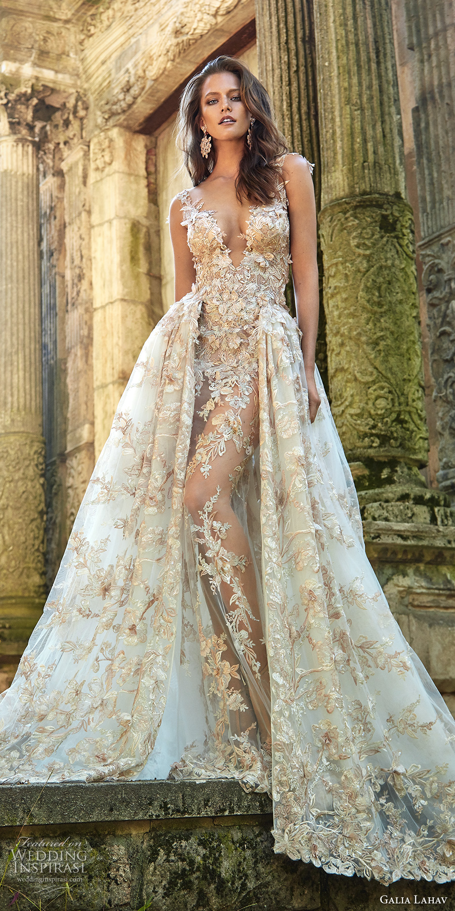 Beautiful These Dresses For Bride 20