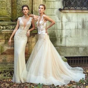 galia lahav fall 2017 bridal wedding inspirasi featured collection dresses gowns