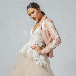 ivy aster fall 2017 bridal wedding inspirasi featured collection dresses gowns