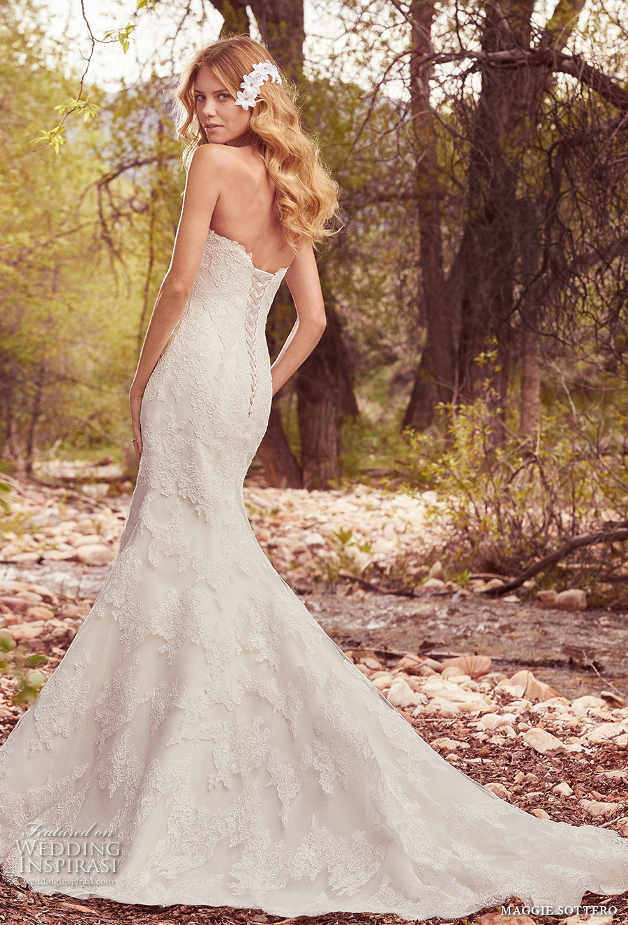 Maggie sottero spring 2017 wedding dresses avery for Maggie sottero couture wedding dress