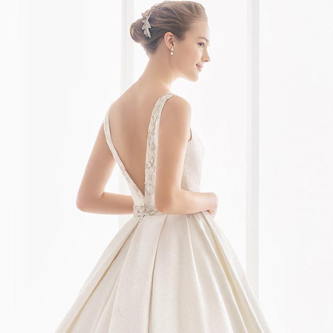 Bridal Dresses Trends 2017 In : Wedding dress trends part the hottest in backs necklines