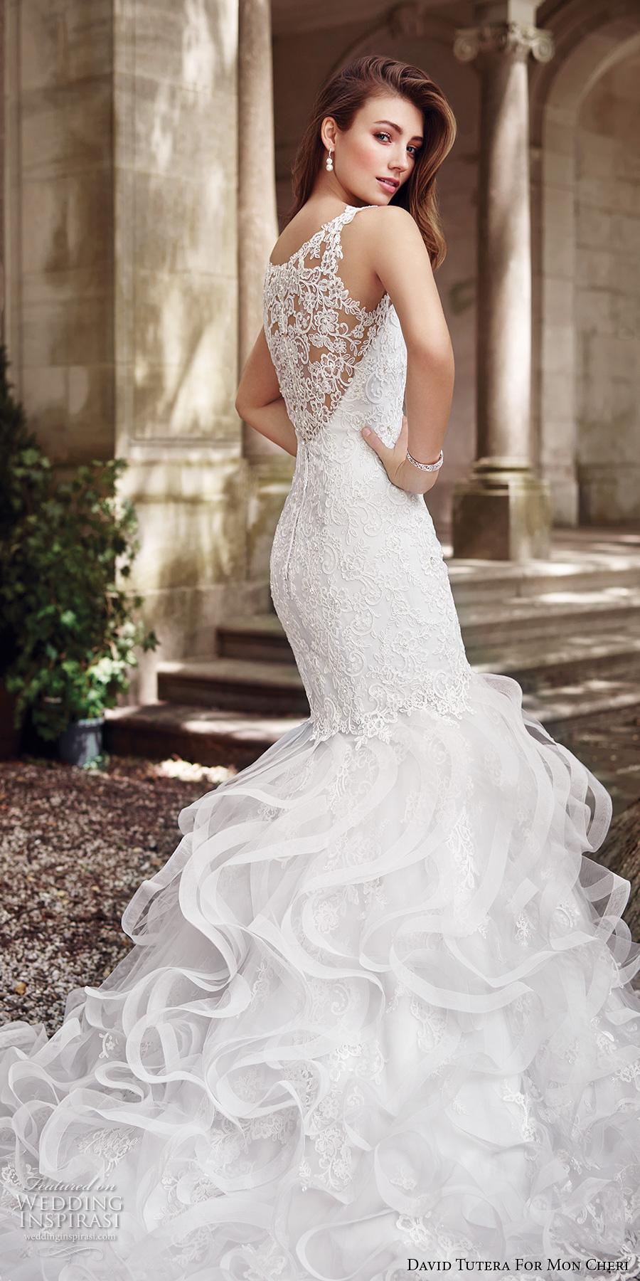 Mermaid Wedding Dresses David Tutera