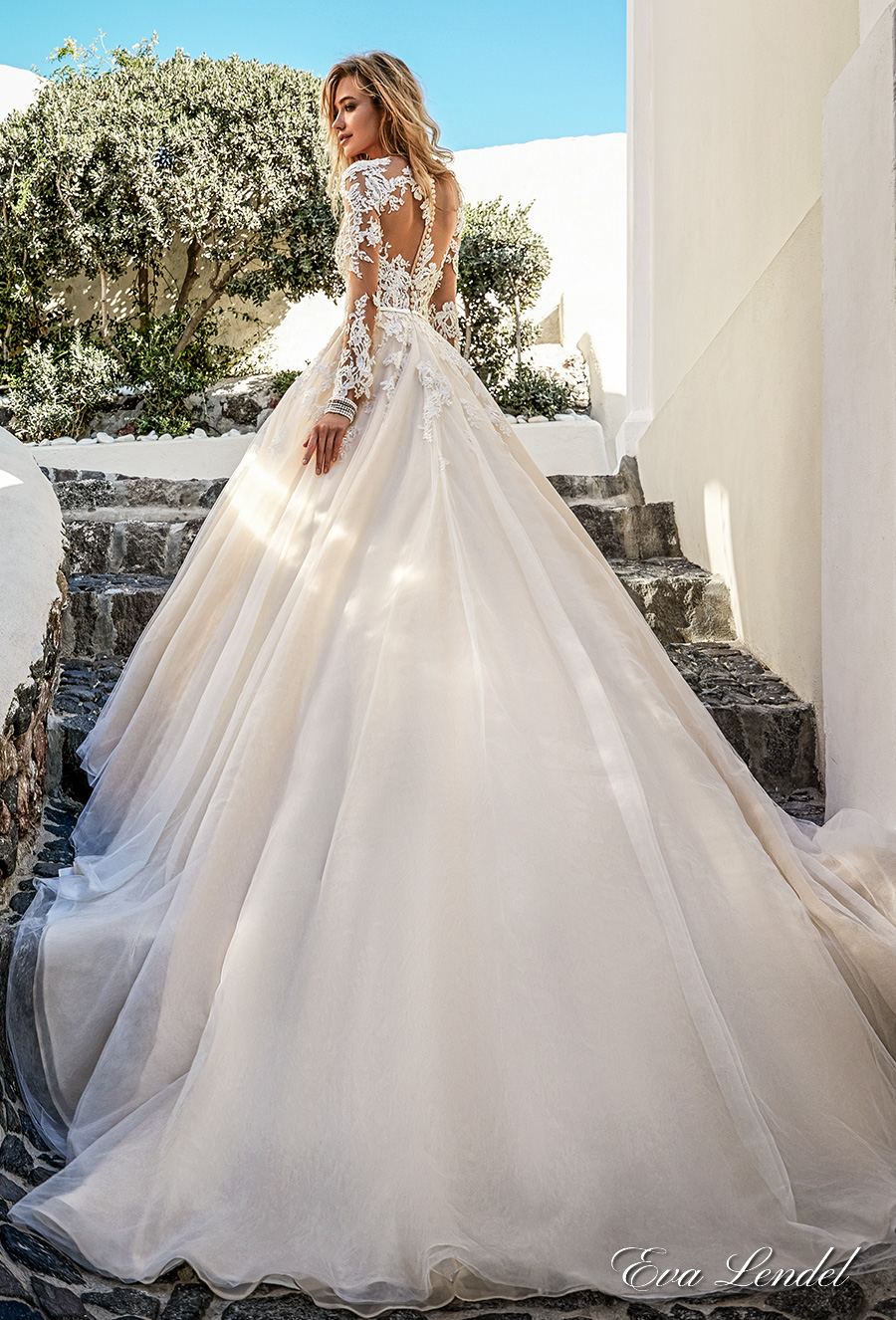 Eva Lendel 2017 Wedding Dresses Santorini Bridal