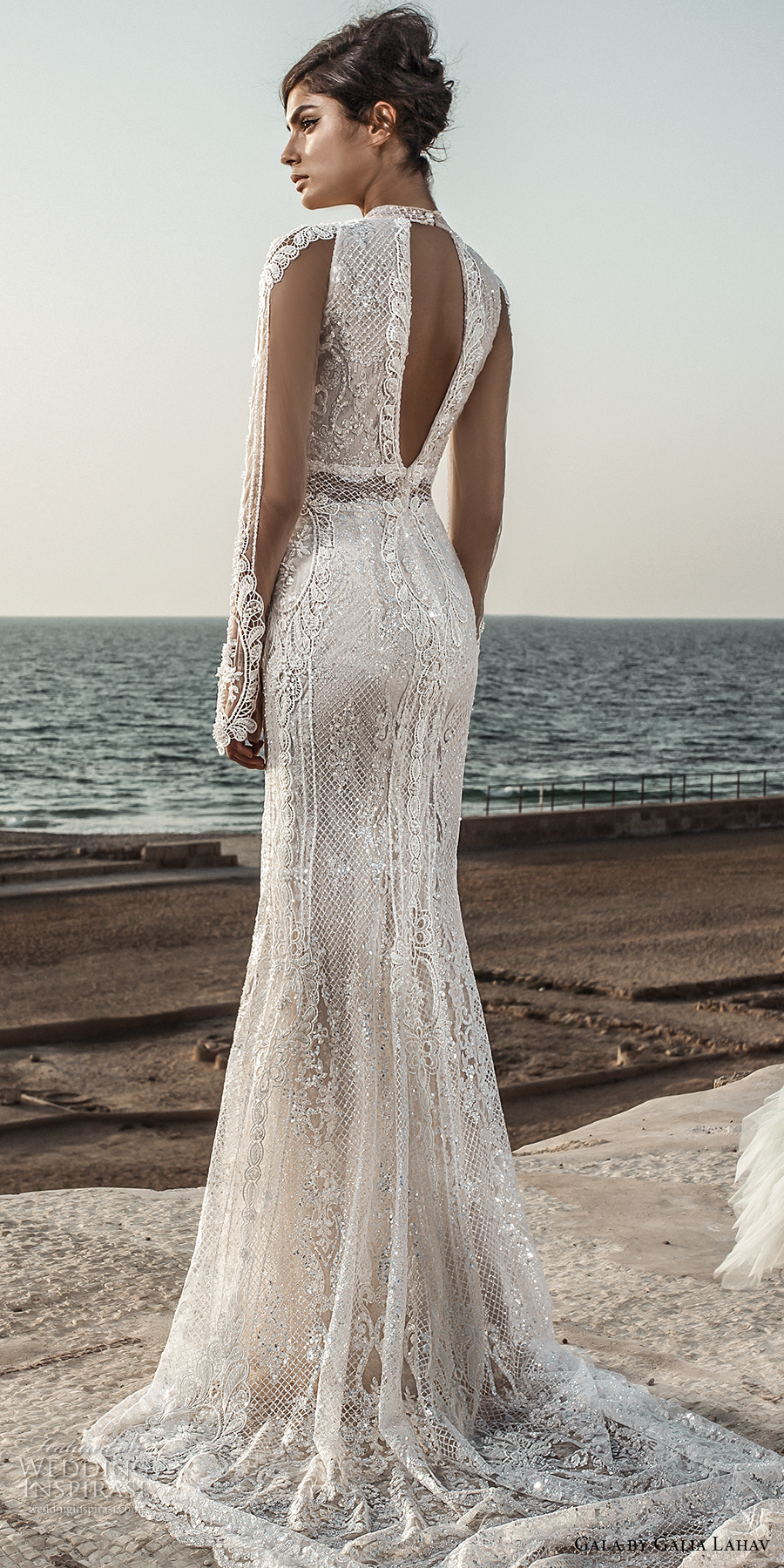 Gala by galia lahav 2017 wedding dresses bridal for Wedding dresses with sleeves 2017