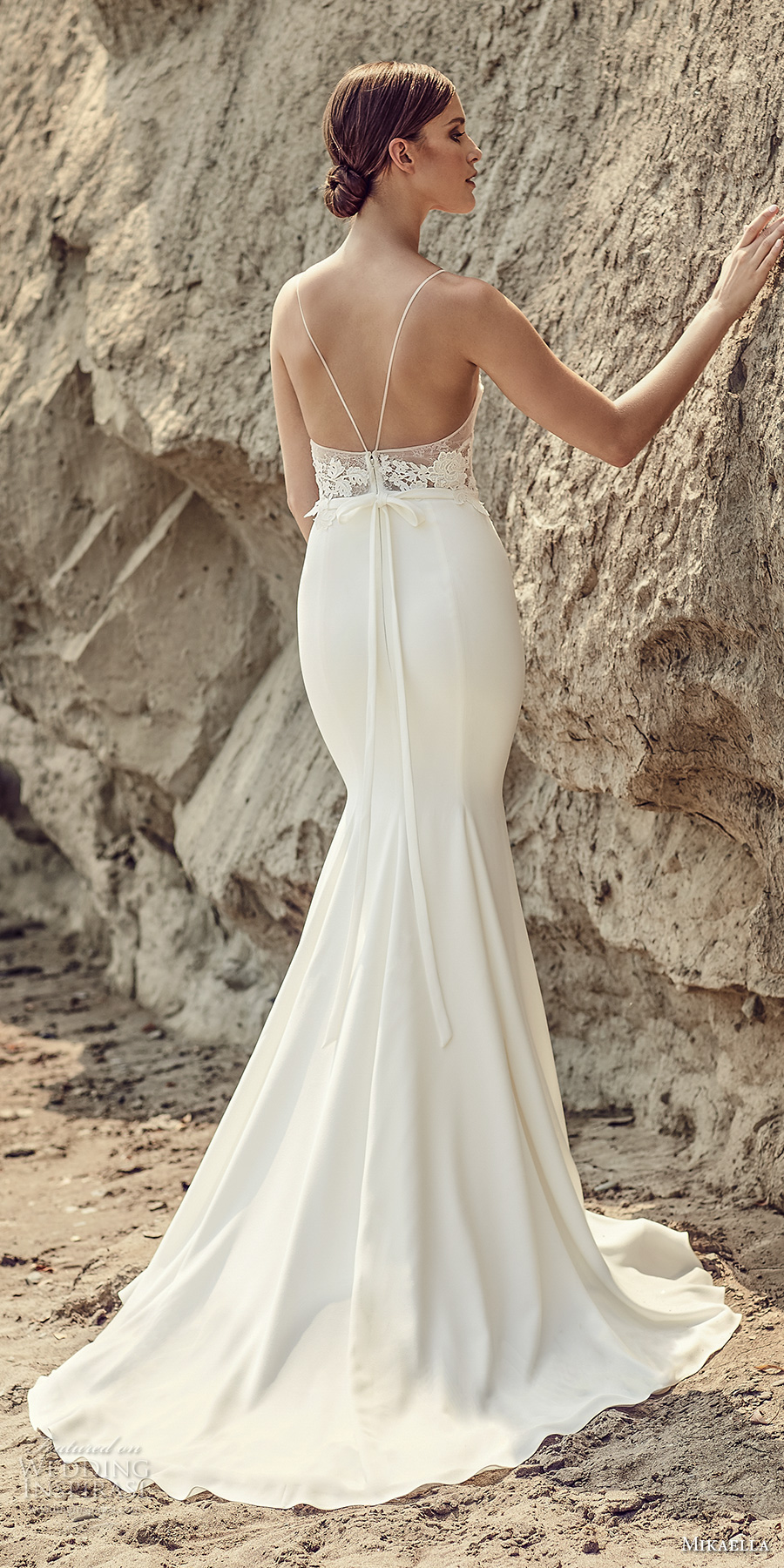 Mikaella Bridal Spring 2017 Wedding Dresses | Wedding ...