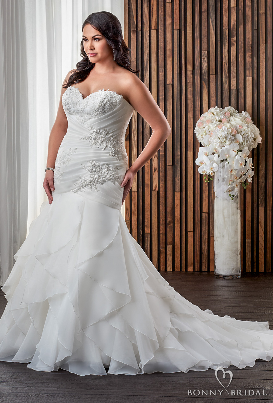 Trubridal wedding blog wedding dresses archives for Corset for wedding dress plus size